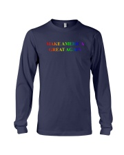 Brandon Straka Lgbt Make America Great Shirt Long Sleeve Tee thumbnail
