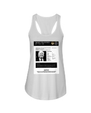 Trump Poster Most Wanted By The Fbi Notice Shirt Ladies Flowy Tank thumbnail