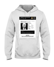 Trump Poster Most Wanted By The Fbi Notice Shirt Hooded Sweatshirt thumbnail