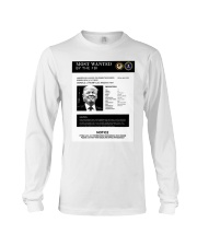 Trump Poster Most Wanted By The Fbi Notice Shirt Long Sleeve Tee thumbnail