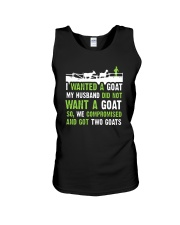 I Wanted A Goat My Husband Did Not Want Goat Shirt Unisex Tank thumbnail