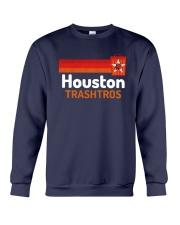 Houston Trashtros Asterisks Shirt Crewneck Sweatshirt thumbnail