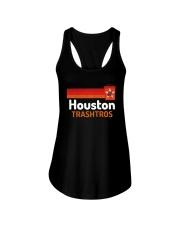 Houston Trashtros Asterisks Shirt Ladies Flowy Tank thumbnail