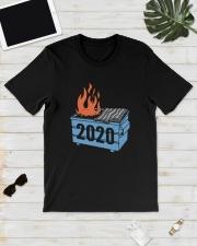 2020 Trash Fire Shirt Classic T-Shirt lifestyle-mens-crewneck-front-17