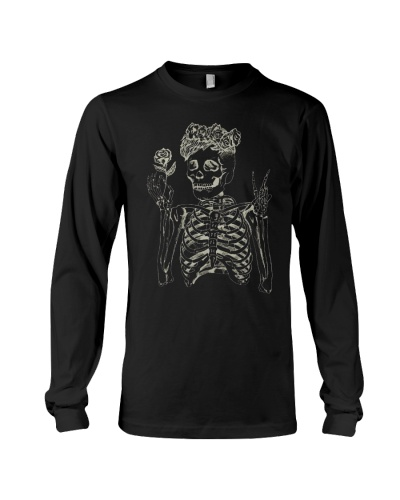 Daniel Howell Skeleton Shirt