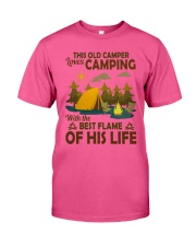 This Old Camper Love Camping With Best Flame Shirt Classic T-Shirt thumbnail