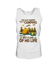 This Old Camper Love Camping With Best Flame Shirt Unisex Tank thumbnail