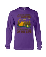 This Old Camper Love Camping With Best Flame Shirt Long Sleeve Tee thumbnail