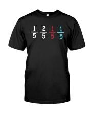 15 25 15 15 Shirt Classic T-Shirt front