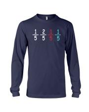 15 25 15 15 Shirt Long Sleeve Tee thumbnail