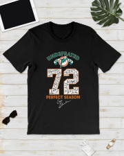 Undefeated 1972 17 0 72 Perfect Season Shirt Classic T-Shirt lifestyle-mens-crewneck-front-17