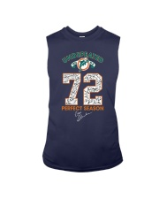 Undefeated 1972 17 0 72 Perfect Season Shirt Sleeveless Tee thumbnail