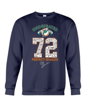 Undefeated 1972 17 0 72 Perfect Season Shirt Crewneck Sweatshirt thumbnail