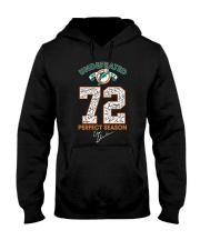 Undefeated 1972 17 0 72 Perfect Season Shirt Hooded Sweatshirt thumbnail