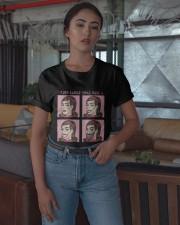 You Should Smile More Shirt Classic T-Shirt apparel-classic-tshirt-lifestyle-05
