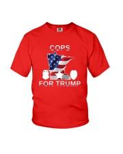 Mpd FederationT Shirt Youth T-Shirt thumbnail