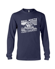 Red White And Brews Shirt Long Sleeve Tee thumbnail