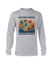 Vintage Hitting Holes Crushing Souls Shirt Long Sleeve Tee thumbnail