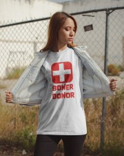 Hubie Halloween Cast Boner Doner Shirt Classic T-Shirt apparel-classic-tshirt-lifestyle-07