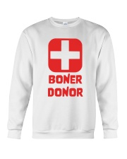 Hubie Halloween Cast Boner Doner Shirt Crewneck Sweatshirt thumbnail