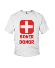 Hubie Halloween Cast Boner Doner Shirt Youth T-Shirt thumbnail