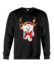 Bichon Frise Gorgeous Reindeer Shirt Crewneck Sweatshirt thumbnail