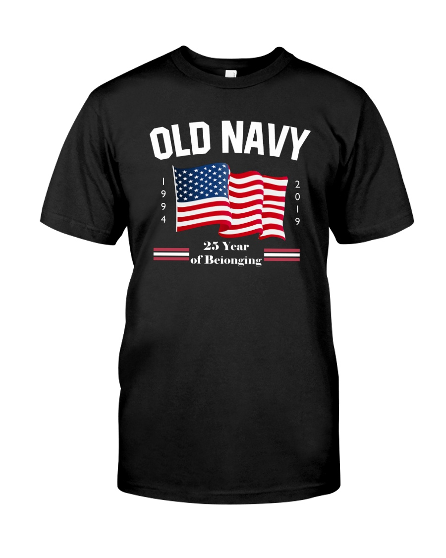Old Navy 4th Of July Shirt 2019 Classic T-Shirt