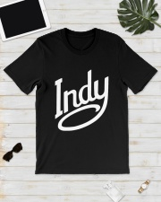 The Shop Indy Shirt Classic T-Shirt lifestyle-mens-crewneck-front-17