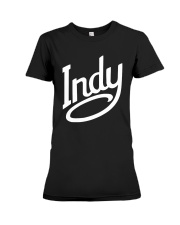 The Shop Indy Shirt Premium Fit Ladies Tee tile