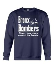 Bronx Bombers Never Take Sides Against Shirt Crewneck Sweatshirt thumbnail