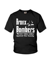 Bronx Bombers Never Take Sides Against Shirt Youth T-Shirt thumbnail