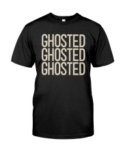 Pumped Up Ghosted Ghosted Ghosted Shirt Classic T-Shirt front