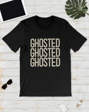 Pumped Up Ghosted Ghosted Ghosted Shirt Classic T-Shirt lifestyle-mens-crewneck-front-17