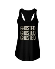 Pumped Up Ghosted Ghosted Ghosted Shirt Ladies Flowy Tank thumbnail