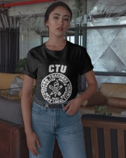 Chance The Rapper CTU Shirt Classic T-Shirt apparel-classic-tshirt-lifestyle-05