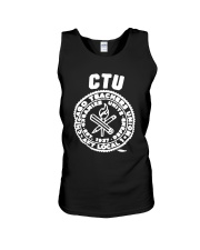 Chance The Rapper CTU Shirt Unisex Tank thumbnail