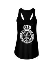 Chance The Rapper CTU Shirt Ladies Flowy Tank thumbnail