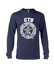 Chance The Rapper CTU Shirt Long Sleeve Tee thumbnail
