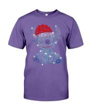 Stitch Diamond Christmas Shirt Premium Fit Mens Tee thumbnail