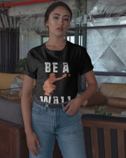 Be A Wall Shirt Classic T-Shirt apparel-classic-tshirt-lifestyle-05
