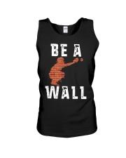 Be A Wall Shirt Unisex Tank thumbnail