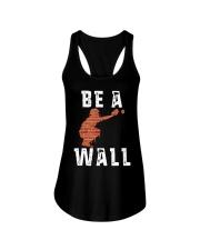 Be A Wall Shirt Ladies Flowy Tank thumbnail