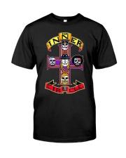 Chris Jericho The Inner Circle Shirt Classic T-Shirt front