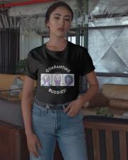Paul Scheer Quarantine Buddies Shirt Classic T-Shirt apparel-classic-tshirt-lifestyle-05