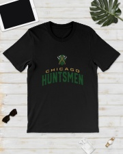 Away Player Chicago Huntsmen Shirt Classic T-Shirt lifestyle-mens-crewneck-front-17