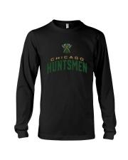 Away Player Chicago Huntsmen Shirt Long Sleeve Tee thumbnail