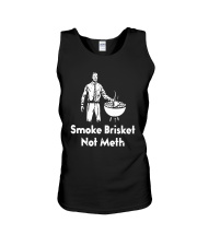 Smoke Brisket Not Meth Shirt Unisex Tank thumbnail