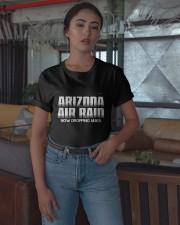 Arizona Air Raid Now Dropping Nuks Shirt Classic T-Shirt apparel-classic-tshirt-lifestyle-05