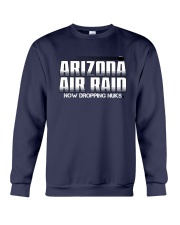 Arizona Air Raid Now Dropping Nuks Shirt Crewneck Sweatshirt thumbnail