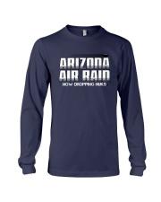 Arizona Air Raid Now Dropping Nuks Shirt Long Sleeve Tee thumbnail